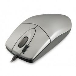 Mysz przewodowa A4T EVO Opto Ecco 612D optyczna USB szara