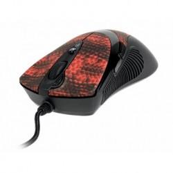 Mysz przewodowa A4Tech XGame V-Track Gaming  F7 USB czarno-czerwona