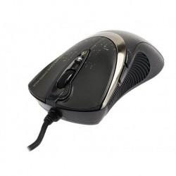 Mysz przewodowa A4Tech XGame V-Track Gaming F4 USB czarno-złota
