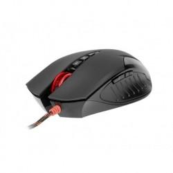 Mysz przewodowa A4T Bloody V5m V-Track Gaming USB ślizgacze szara
