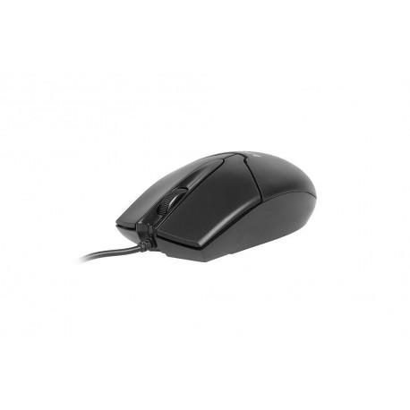 Mysz przewodowa A4Tech OP-550NU V-Track czarna