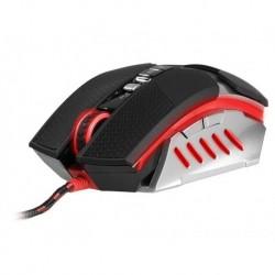 Mysz przewodowa A4Tech Bloody Winner T50 optyczna czarno-srebrna