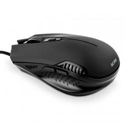 Mysz przewodowa ACME MS12 optyczna USB 6-przycisków czarna