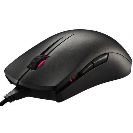 Mysz przewodowa Cooler Master MasterMouse Pro L optyczna 12000DPI czarna