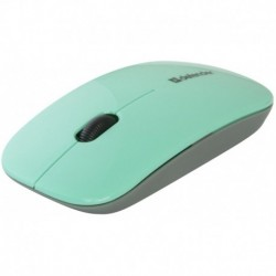 Mysz bezprzewodowa DEFENDER NETSPRINTER MM-545 optyczna 1000dpi zielona