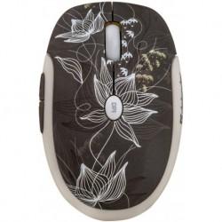Mysz bezprzewodowa DEFENDER TO-GO MS-565 ROCKBLOOM optyczna 1600dpi