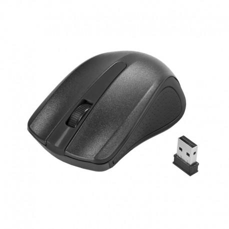 Mysz bezprzewodowa e5 M0353 optyczna czarna