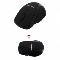 Mysz bezprzewodowa ESPERANZA MERCURY EM112 optyczna czarna