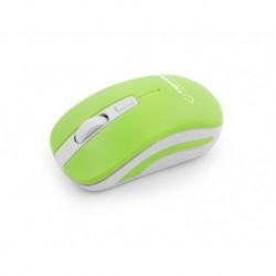 Mysz bezprzewodowa Esperanza Uranus 2.4GHz 4D zielono-biała