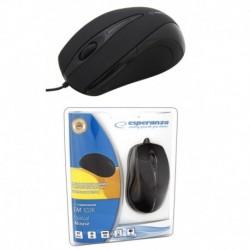 Mysz przewodowa ESPERANZA SIRIUS EM102K optyczna czarna
