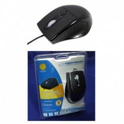 Mysz przewodowa ESPERANZA G-LASER ORION EM107L optyczna Gaming czarna