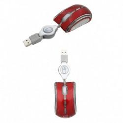 Mysz przewodowa ESPERANZA CELANEO MINI EM109R optyczna czerwona