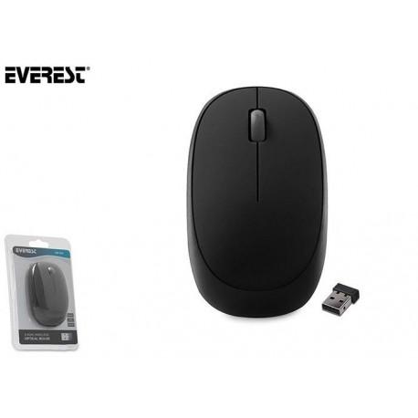Mysz bezprzewodowa Everest SM-508 optyczna Nano 1200dpi czarna