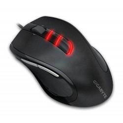 Mysz przewodowa Gigabyte GAMING GM-M6900 Gaming czarna