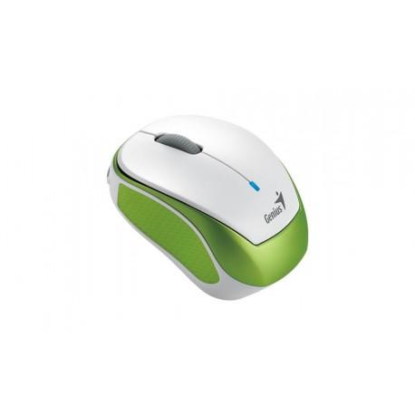 Mysz bezprzewodowa GENIUS Micro Traveler 9000R laserowa zielona