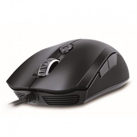 Mysz przewodowa GENIUS Scorpion M6-600 optyczna Gaming usb czarna