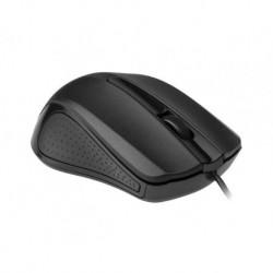 Mysz przewodowa GEMBIRD MUS-101 optyczna 1-SCROLL USB czarna