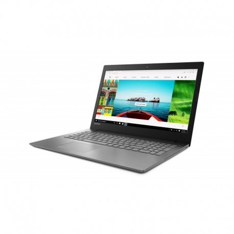 "Notebook Lenovo IdeaPad 320-15IKBRN 15,6""FHD/i5-8250U/8GB/SSD128GB/MX150-2GB/W10 Black"