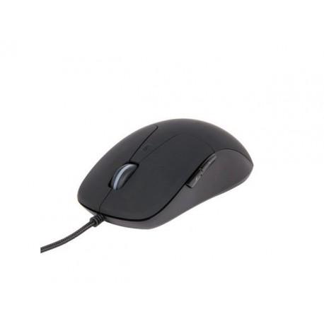 Mysz przewodowa GEMBIRD MUS-UL-01 optyczna 1-SCROLL USB czarna podświetlana