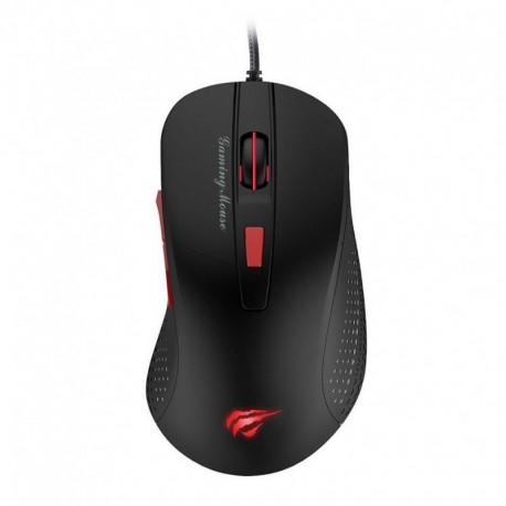 Mysz przewodowa HAVIT HV-MS745 GAMENOTE 2800dpi, 6 przycisków, LED, optyczna