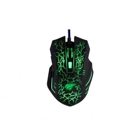 Mysz przewodowa HAVIT HV-MS672 GAMENOTE 3200dpi, 6 przycisków, LED, optyczna