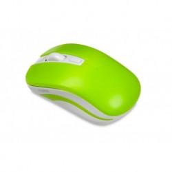Mysz bezprzewodowa iBOX Loriini Green optyczna zielona