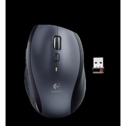Mysz bezprzewodowa Logitech M705 laserowa czarna