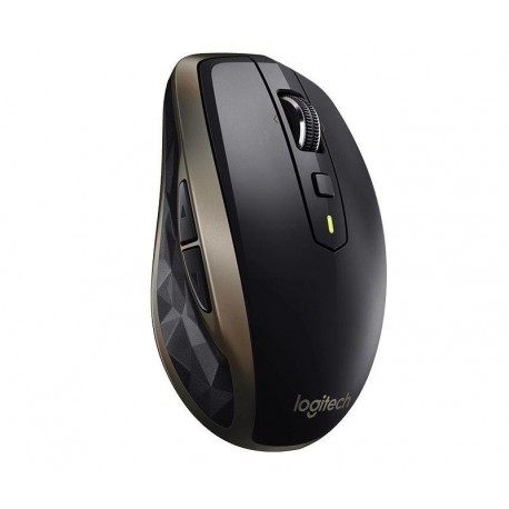 Mysz bezprzewodowa Logitech MX Anywhere 2 laserowa czarna