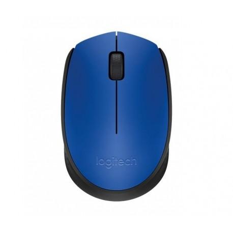 Mysz bezprzewodowa Logitech M171 optyczna niebieska
