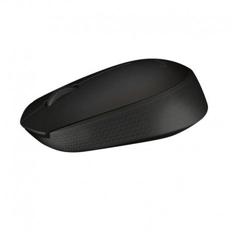 Mysz bezprzewodowa Logitech B170 optyczna czarna