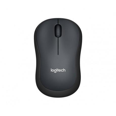 Mysz bezprzewodowa Logitech M220 Silent optyczna czarna