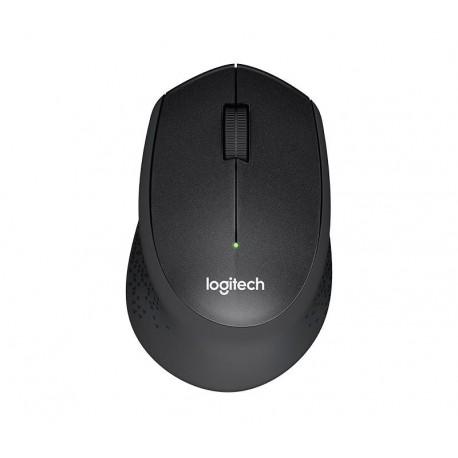 Mysz bezprzewodowa Logitech M330 Silent Plus optyczna czarna