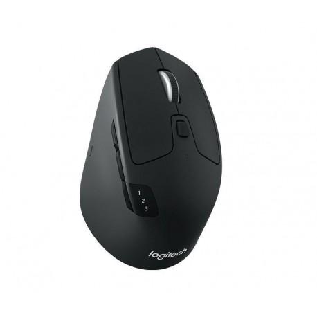 Mysz bezprzewodowa Logitech M720 Triathlon optyczna czarna