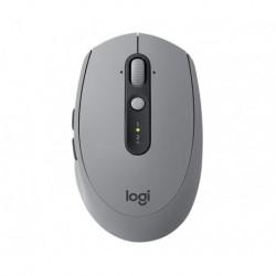 Mysz bezprzewodowa Logitech M590 Multi-Device Silent optyczna szara