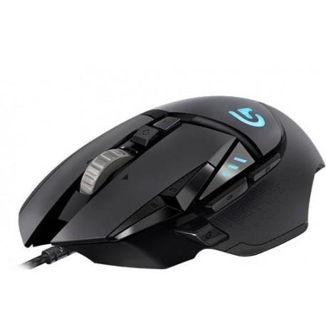 Mysz przewodowa Logitech G502 Proteus Spectrum optyczna usb czarna