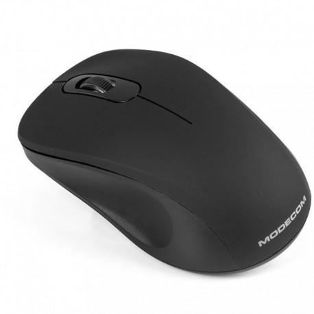 Mysz bezprzewodowa Modecom MC-WM10S SILENT optyczna czarna