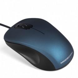 Mysz bezprzewodowa Modecom MC-WM10S SILENT optyczna niebieska