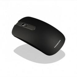 Mysz bezprzewodowa Modecom MC-WM102 optyczna czarno-srebrna