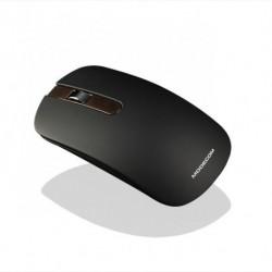 Mysz bezprzewodowa Modecom MC-WM102 optyczna czarno-brązowa