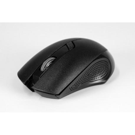 Mysz bezprzewodowa Media-Tech TRICO MT1114 optyczna czarna