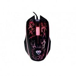 Mysz przewodowa Media-Tech COBRA PRO X-LIGHT MT1117 optyczna Gaming czarna