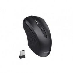 Mysz bezprzewodowa NATEC STARLING optyczna NANO 2.4 GHz czarna