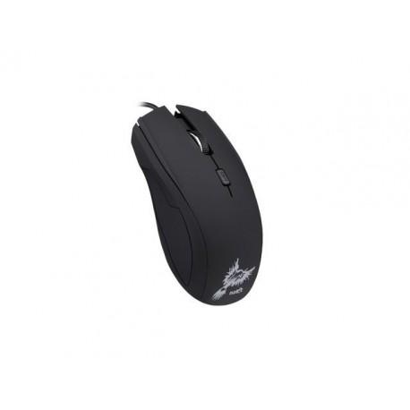 Mysz przewodowa NATEC KESTREL optyczna czarna