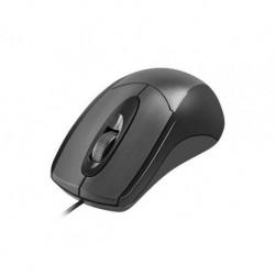 Mysz przewodowa NATEC RUFF optyczna 1000 DPI czarna