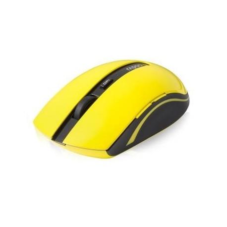 Mysz bezprzewodowa RAPOO optyczna 5G 7200P żółta