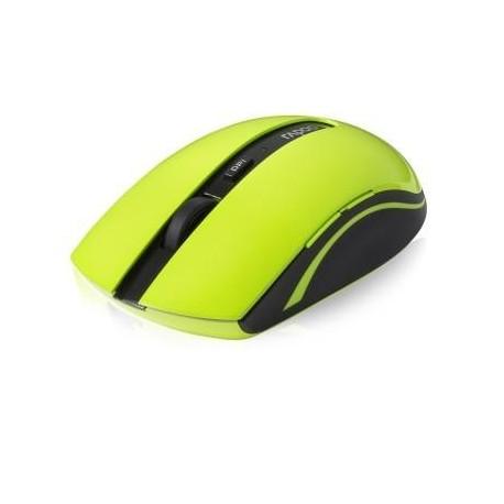 Mysz bezprzewodowa Rapoo 5G optyczna 7200P zielona