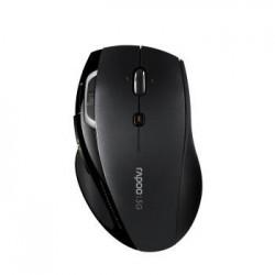 Mysz bezprzewodowa Rapoo 7800P laserowa szara