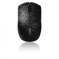 Mysz bezprzewodowa Rapoo 3300P PLUS optyczna czarna