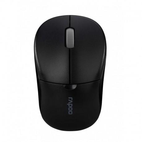 Mysz bezprzewodowa Rapoo 1090 Pro optyczna czarna