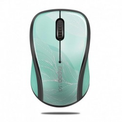 Mysz bezprzewodowa Rapoo 5G 3100P optyczna zielona